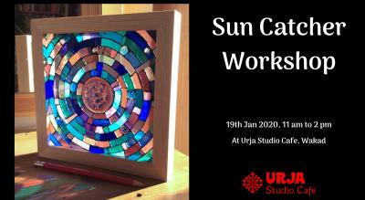 Sun Catcher Workshop