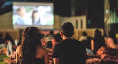 Open Air Cinema -Harry Potter Weekend