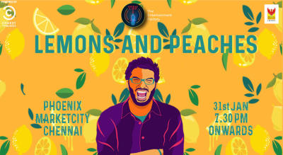 TEF presents Lemons and Peaches feat. Gursimran Khamba
