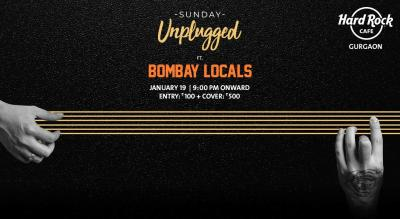 Sunday Unplugged ft. Bombay Locals