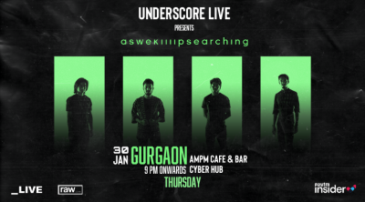 Underscore Live Presents Aswekeepsearching