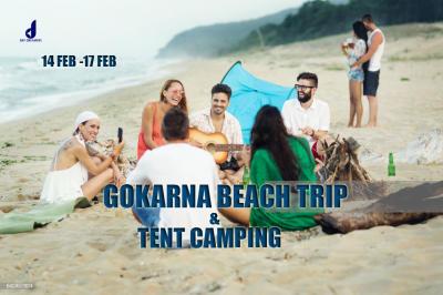 Gokarna Beach Trip & Tent Camping