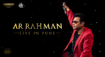 A R Rahman Live in Pune – One Heart Tour