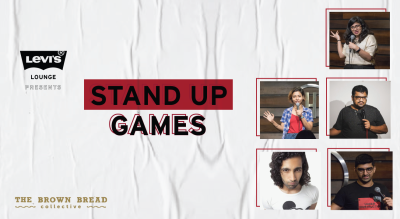 Levi's® Lounge presents Stand Up Games