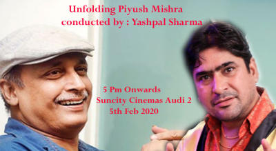 An Evening with Piyush Mishra (Unfolding Piyush Mishra)