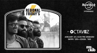 Regional Fridays ft. Octavez