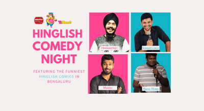 Hinglish Comedy Night