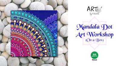 Mandala Dot Art Workshop- ARTh by Kshama