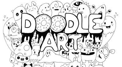 Learn to Doodle: Workshop for Beginners