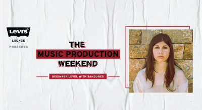 Levi's® Lounge presents The Music Production Weekend