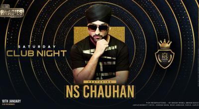 NS Chauhan: Saturday Club Night