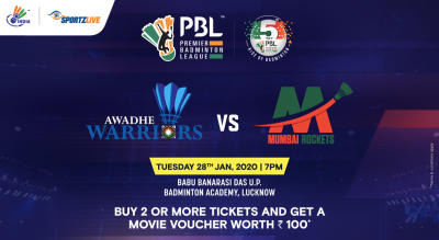 PBL 2020: Awadhe Warriors vs Mumbai Rockets