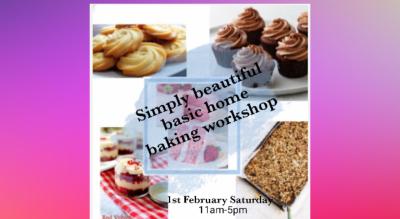 Basic Home Baking