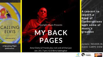 My Back Pages by Amyt Datta
