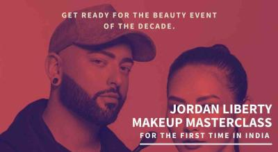 Jordan Liberty Makeup Masterclass