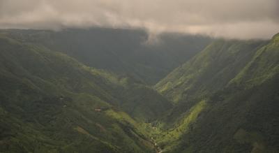 Backpackers trip to Meghalaya