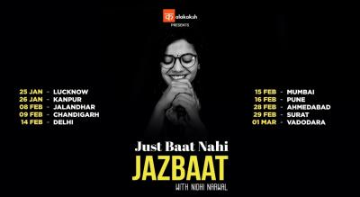 Just Baat Nahi Jazbaat With Nidhi Narwal | Lucknow
