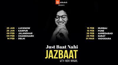 Just Baat Nahi Jazbaat With Nidhi Narwal | Pune