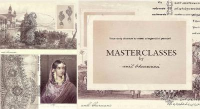 Anil Bharwani Masterclasses