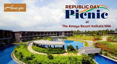 Republic Day Picnic At The Amaya Resort Kolkata
