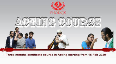 Acting Classes & Stage Play Production