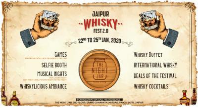 Jaipur Whisky Fest 2.0 By The Night Jar