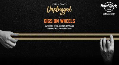 Sunday Unplugged ft. Gigs on Wheels