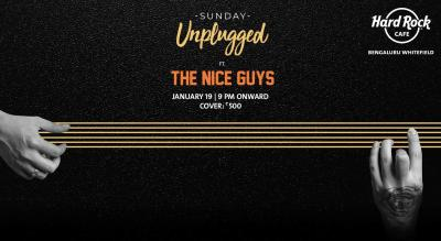 Sunday Unplugged ft. The Nice Guys