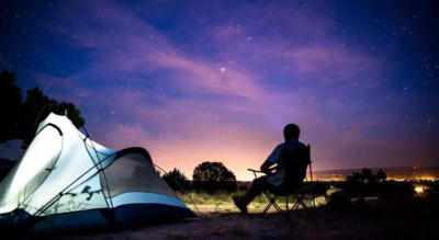 Pawna Lake Camping.