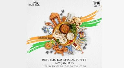 Republic Day Special Buffet at The Park