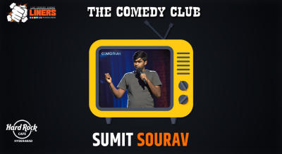Punchliners Comedy Show ft. Sumit Sourav