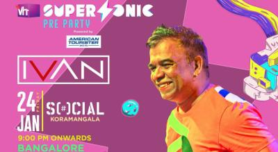 Vh1 Supersonic Takeover ft. DJ Ivan (Vinyl Only-House Classics)