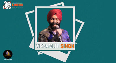 Punchliners Comedy Show ft Vikramjit Singh