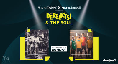 Natsukashii presents The Derelicts & The Soul (SL)