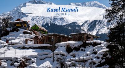 WanderOn Kasol-Rudranag Manali Trip