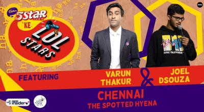 5Star ke LOLStars ft Varun Thakur & Joel D'Souza   Chennai