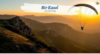 WanderOn Bir - Kasol  - Rudranag Trip