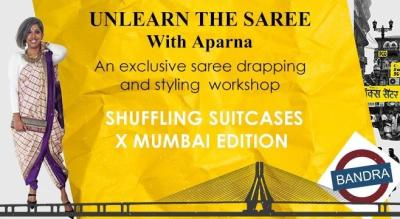 Unlearn The Saree