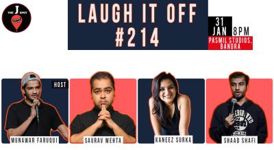 Laugh it off 214
