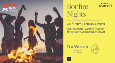 Bonfire Nights at The Westin Kolkata