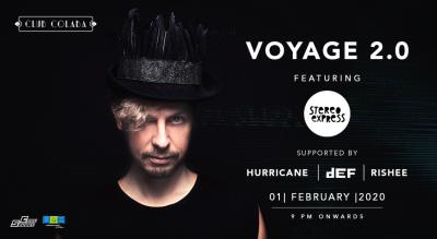Club Colaba X Voyage 2.0 Presents Stereo Express