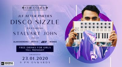 Club Colaba Presents Disco Sizzle ft. Stalvart John
