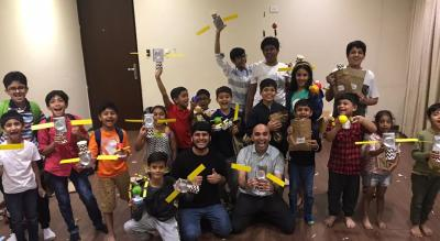 Science Workshop for Kids  : Chandrayaan 2  - With Science Utsav Dadar