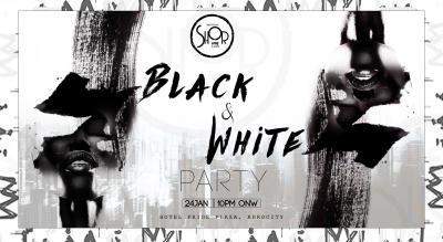 Black and White Party | Imperfecto Shor