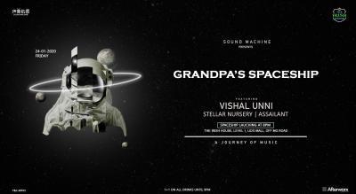 Grandpa's Spaceship