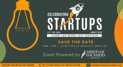 Celebrating Startups Amritsar