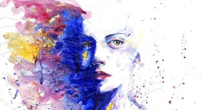 Expressing Emotions With Colours