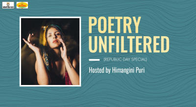 Poetry Unfiltered Open Mic ft. Himangini Puri