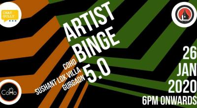 Artist Binge 5.0