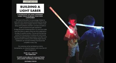 Building a Light Saber
